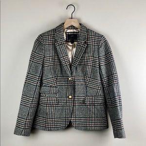 J. Crew Wool Schoolboy Blazer (Size 6)